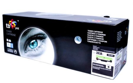 Toner do HP 125 BLACK TH-283AN 100% nowy CF283A