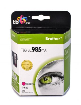 Tusz do Brother LC 985 TBB-LC985MA MA