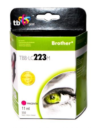 Tusz do Brother LC223 TBB-LC223M MA