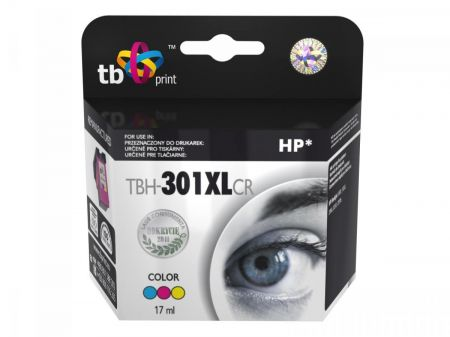 Tusz do HP DJ1050/2050 XL TBH-301XLCR Kolor ref.