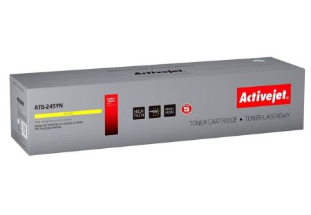 Toner Activejet ATB-245YN (do drukarki Brother  zamiennik TN245Y supreme 2200str. yellow)