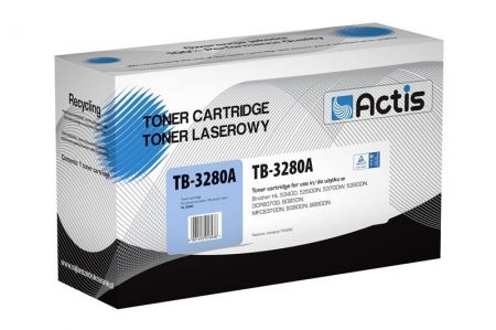 Toner Actis TB-3280A (Brother  TN3280) standard 8000str. czarny